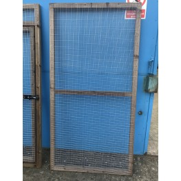 20 Chicken / Bird Aviary Panels and 1 door 6ft X 3ft