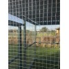 Waterproof Chicken run 8ft x 12ft Chicken Fox Proof Cat Pen Painted Blue