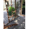 Catio / 3 Sided Cat Lean To Run 9ft long, 6ft wide