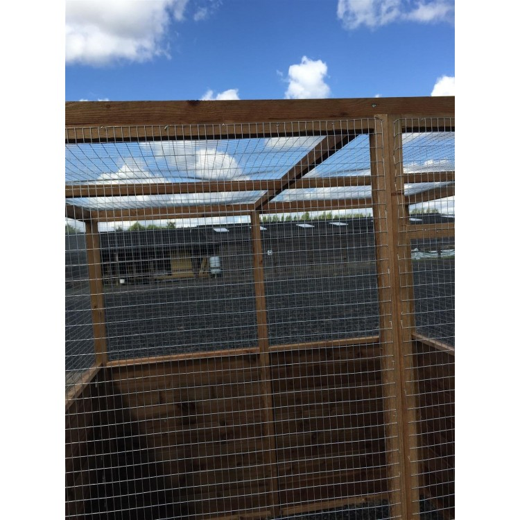 Attractive Wire Fence Panels For Birds Component