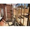 Catio / Cat Lean to 12ft x 6ft x 7.5ft tall