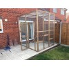"Large ""Catio"" (Cat Patio) Animal Enclosure 8ft tall x 8ft wide x 8ft long"