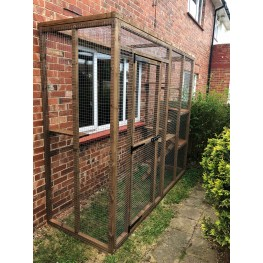 """Catio / Cat Lean to 6ft x 3ft x 7ft5"""""""