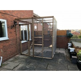 """Catio / Cat Lean to 6ft x 6ft x 7ft5"""""""