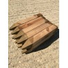 "20 Pack Of Thick (2 INCH) 12"" (300mm) Wooden Pegs."