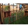 Cat House / Play Pen With Sleeping Box 12ft x 6ft