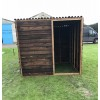 Animal Field Shelter With Front Panelling