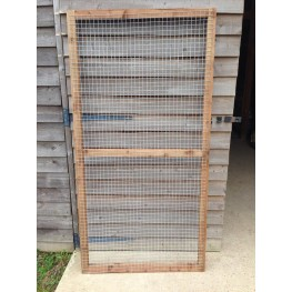 Wire Mesh Panel (6FT X 4FT - 16G Wire)